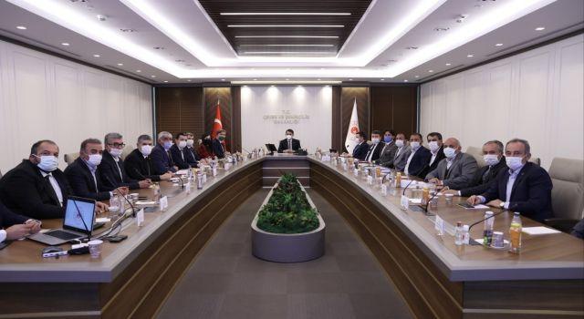 Aksaray'a 30 milyon tl destek