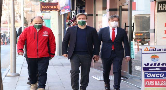 Aksaray'ın başını İngiltere'den gelen virüs yaktı