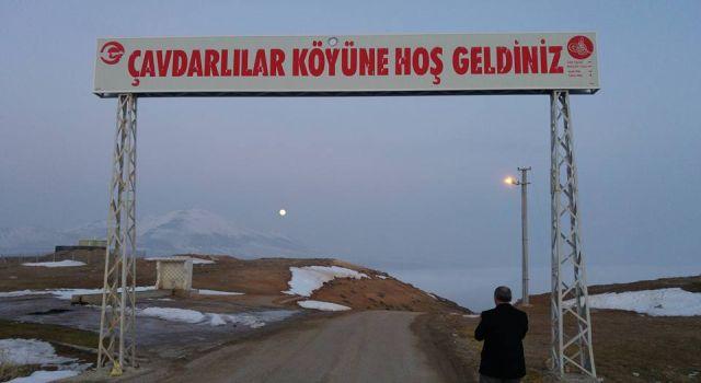 Çavdarlılar köyünde 5 gün karantina başlıyor
