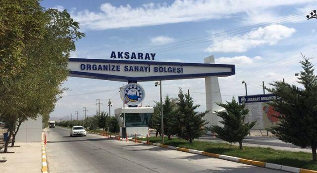 Aksaray'ın dış ticaret rakamları açıklandı
