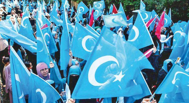 Barodan Doğu Türkistan'a destek çağrısı