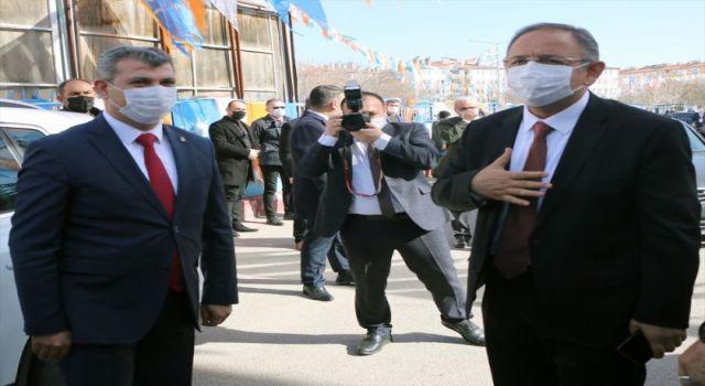 Ak Parti Genel Başkan Yardımcısı Özhaseki Aksaray'a Geliyor