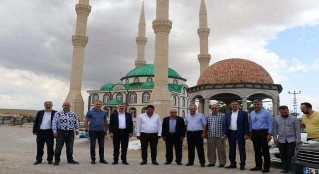 AK parti köy ziyaretlerine başladı