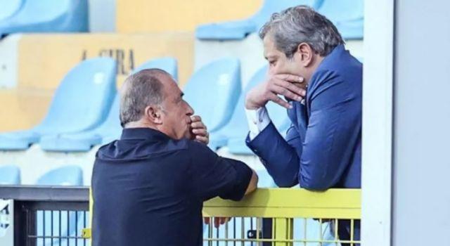 Galatasaray'ın sağına iki isim: Larsen ve Ghezzal