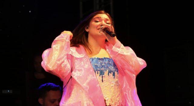 Aksaray'da Tuğçe Kandemir' konseri
