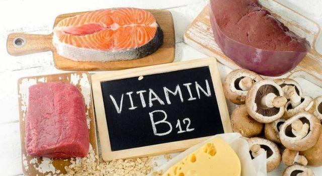 B12 vitamin eksikliği olanlar dikkat!