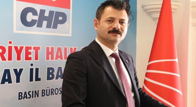 Başkan Ertürk'ün covid testi pozitif çıktı