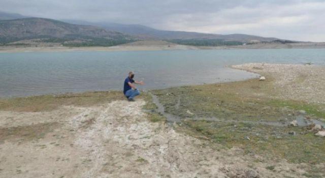 Kanalizasyon Suyu Baraj Gölüne Akıyor
