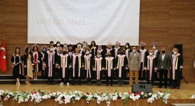 2020 Yılı Mezunları İçin Tören Düzenlendi