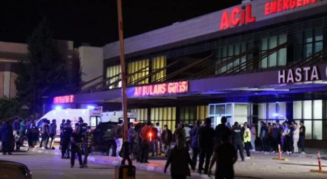 PKK/PYD Terör Örgütünce Güdümlü Füzeyle Yapılan Saldırı Sonucu 2 Polis Şehit, 2 Polis Yaralı