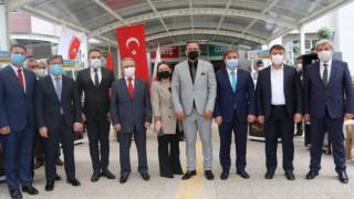 """""""Bir kitap bir umut"""" kampanyasına Aksaray'dan büyük destek"""