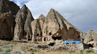 Selime katedrali turistleri ağırlıyor