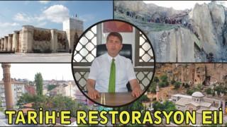 Tarih'e restorasyon eli