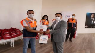 Türkiye'de 320 bin AFAD gönüllüsü iş başında