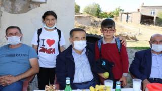 Milletvekili Aydoğdu Köylerde Vatandaşı Dinledi