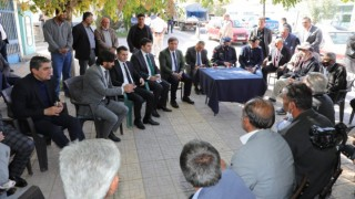 Balcı'nın Sorunlarına Talimat Müjdesi